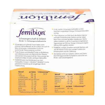 Femibion Schwangerschaft 2 D3+dha+400 [my]g Folat