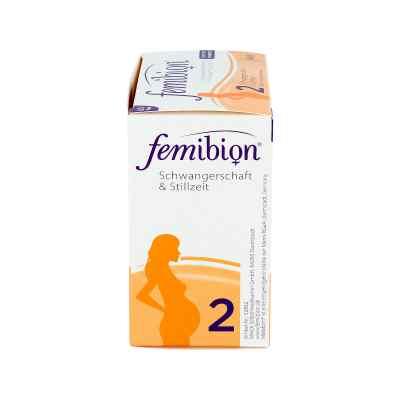 Femibion Schwangerschaft 2 D3+dha+400 [my]g Folat  bei apotheke.at bestellen