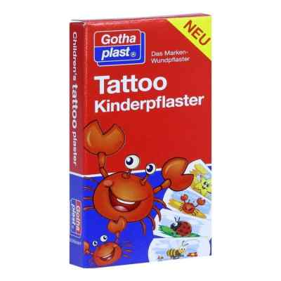 Tattoo Kinderpflaster 25x57 mm  bei apotheke.at bestellen
