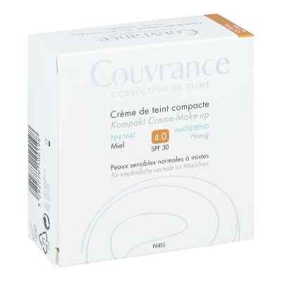 Avene Couvrance Kompakt Cr.-make-up matt.honig 4