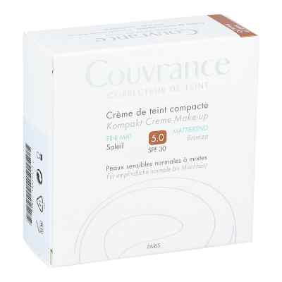 Avene Couvrance Kompakt Cr.-make-up matt.bronze 5