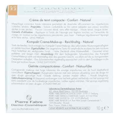 Avene Couvrance Kompakt Cr.-make-up reich.nat.2.0