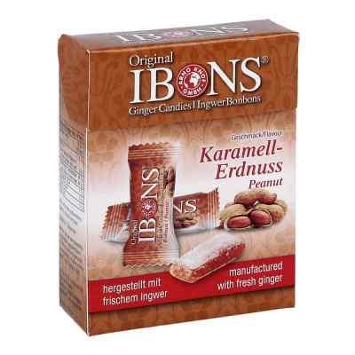 Ibons Karamell-erdnuss Bonbons