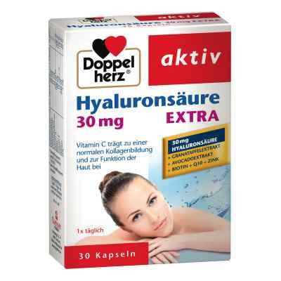 Doppelherz Hyaluronsäure Extra 30 mg Kapseln