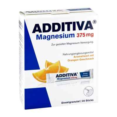 Additiva Magnesium 375 mg Sticks Orange  bei apotheke.at bestellen