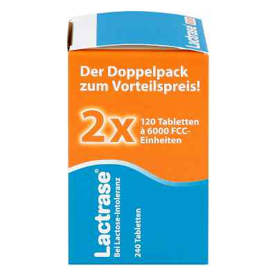 Lactrase 6.000 Fcc Tbl.im Klickspender Doppelpack  bei apotheke.at bestellen