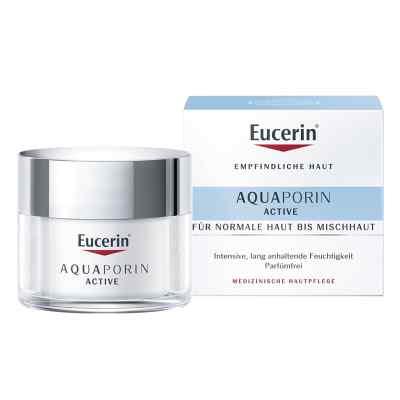 Eucerin Aquaporin Active Creme norm.bis Mischhaut