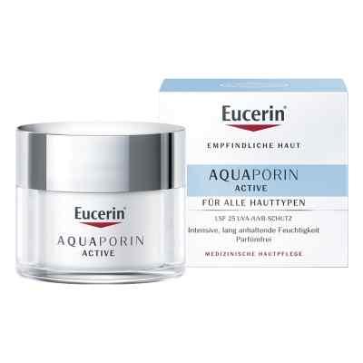 Eucerin Aquaporin Active Creme Lsf 25