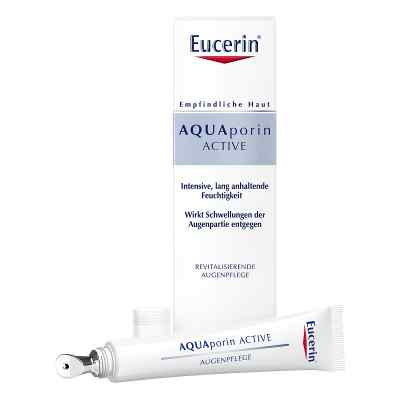 Eucerin Aquaporin Active Augenpflege Creme  bei apotheke.at bestellen