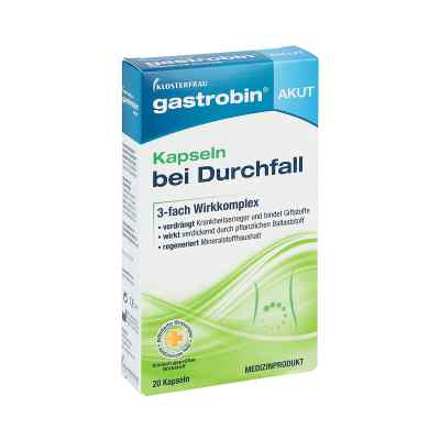 Gastrobin Kapseln bei Durchfall  bei apotheke.at bestellen