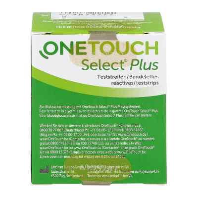 One Touch Selectplus Blutzucker Teststreifen  bei apotheke.at bestellen