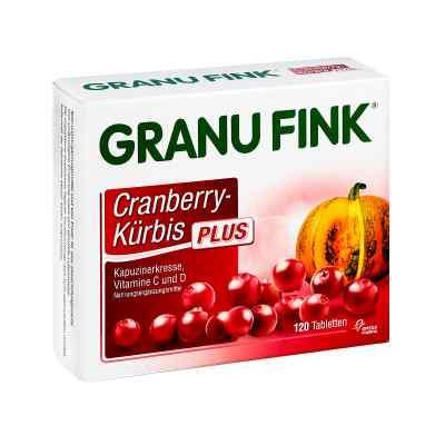 Granu Fink Cranberry-kürbis Plus Tabletten