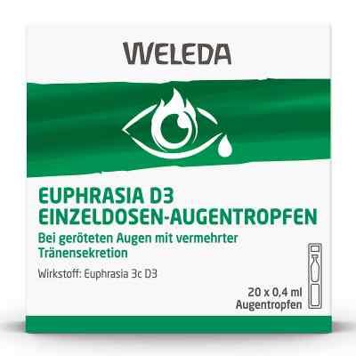 Euphrasia D3 Einzeldosen-augentropfen  bei apotheke.at bestellen