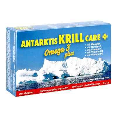 Antarktis Krill Care Kapseln  bei apotheke.at bestellen