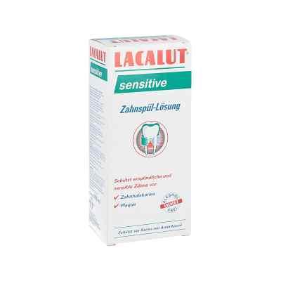 Lacalut sensitive Zahnspül-lösung  bei apotheke.at bestellen