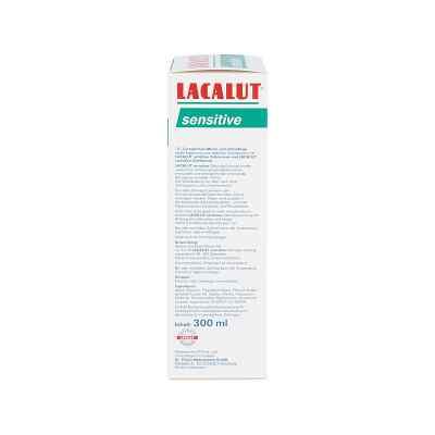Lacalut sensitive Zahnspül-lösung
