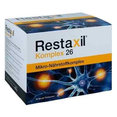 Restaxil Komplex 26 Pulver  bei apotheke.at bestellen