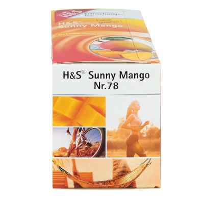 H&s Sunny Mango Filterbeutel  bei apotheke.at bestellen