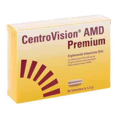Centrovision Amd Premium Tabletten  bei apotheke.at bestellen