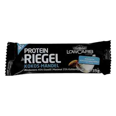 Layenberger Lowcarb.one Protein-riegel Kokos-mand.  bei apotheke.at bestellen