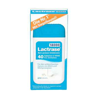 Lactrase 18.000 Fcc Tabletten im Spender  bei apotheke.at bestellen