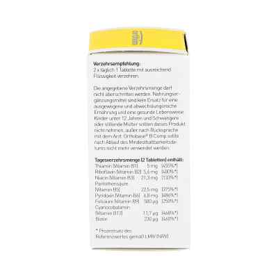 Orthobase B comp Tabletten  bei apotheke.at bestellen
