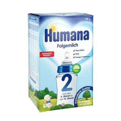 Humana Folgemilch 2 Gos Pulver  bei apotheke.at bestellen