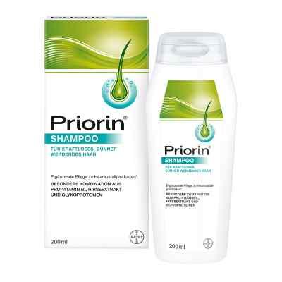 Priorin Shampoo bei Haarausfall und dünner werdendes Haar