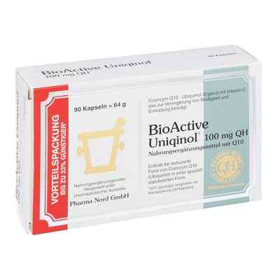 Bio Active Uniqinol 100 mg Qh Kapseln  bei apotheke.at bestellen