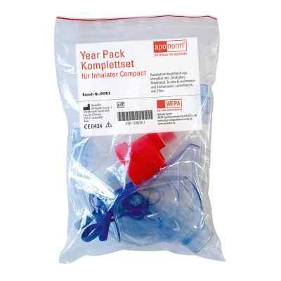 Aponorm Inhalationsgerät Compact Year Pack  bei apotheke.at bestellen