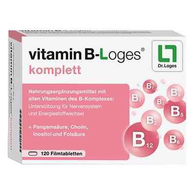 Vitamin B-loges komplett Filmtabletten  bei apotheke.at bestellen