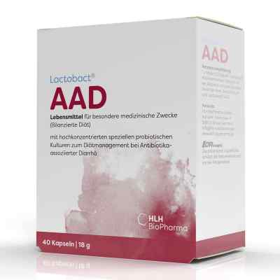 Lactobact Aad magensaftresistente Kapseln  bei apotheke.at bestellen