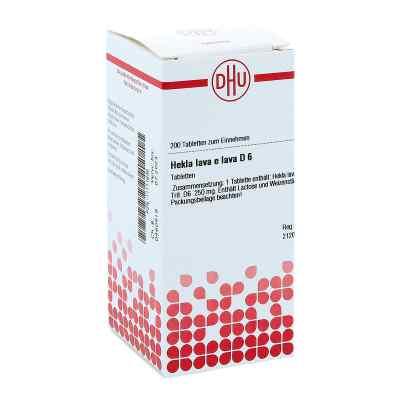 Hekla lava e lava D6 Tabletten  bei apotheke.at bestellen