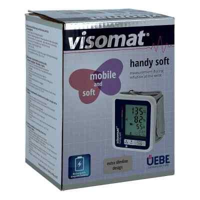 Visomat handy soft Handgelenk Blutdruckmessgerät  bei apotheke.at bestellen