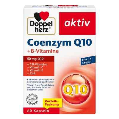 Doppelherz Coenzym Q10+b Vitamine Kapseln  bei apotheke.at bestellen