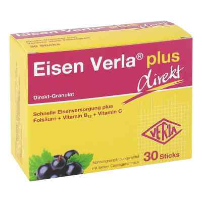 Eisen Verla plus direkt Sticks  bei apotheke.at bestellen
