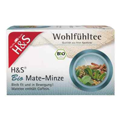 H&s Mate-minze Filterbeutel  bei apotheke.at bestellen