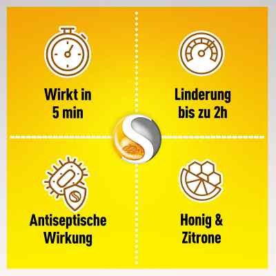 Dobensana Honig und Zitronengeschmack 1,2mg/0,6mg  bei apotheke.at bestellen