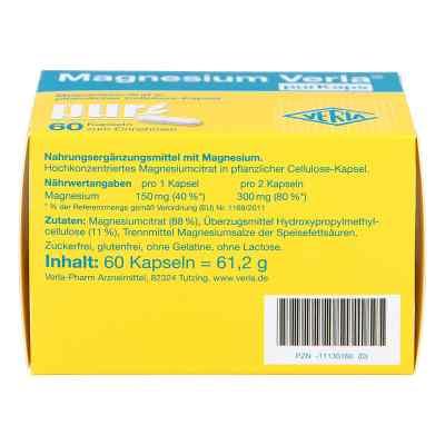 Magnesium Verla purKaps vegane Kapseln zum Einnehmen  bei apotheke.at bestellen