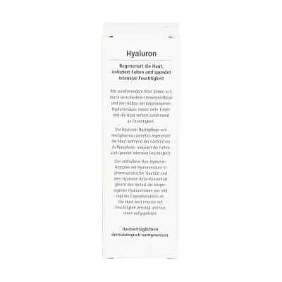 Hyaluron Nachtpflege Creme