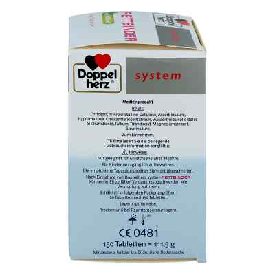 Doppelherz Fettbinder mit Kiobind system Tabletten  bei apotheke.at bestellen