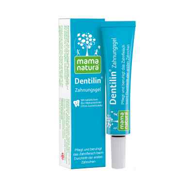 Mama natura Dentilin Zahnungsgel