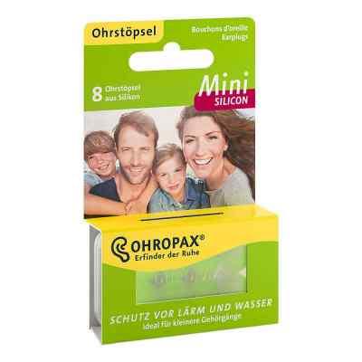 Ohropax mini Silicon Ohrstöpsel  bei apotheke.at bestellen