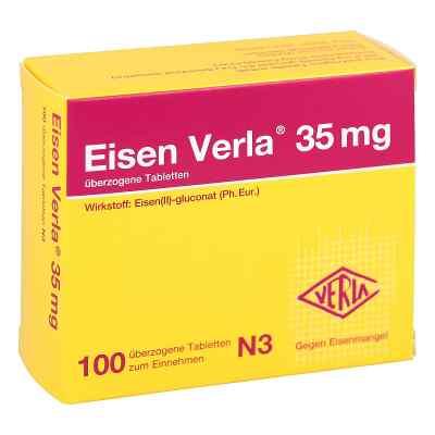 Eisen Verla 35mg  bei apotheke.at bestellen