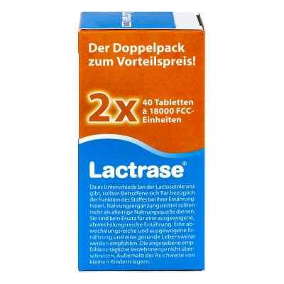 Lactrase 18.000 Fcc Tabletten im Spender Doppelpa.  bei apotheke.at bestellen