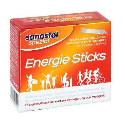 Sanostol spezial Energie Sticks  bei apotheke.at bestellen