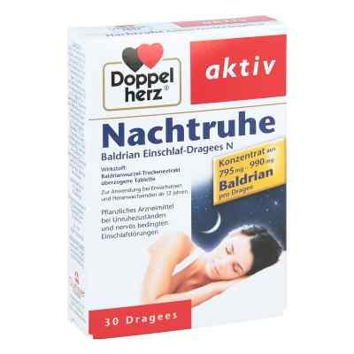 Doppelherz Nachtruhe Baldrian Einschlaf-Dragees N  bei apotheke.at bestellen
