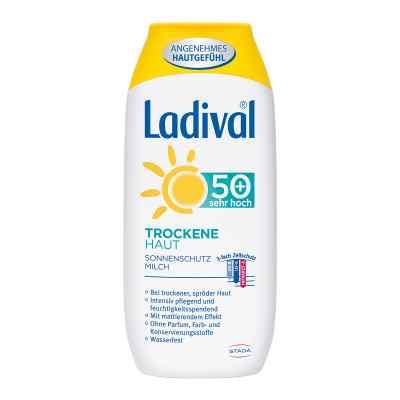 Ladival trockene Haut Milch Lsf 50+  bei apotheke.at bestellen