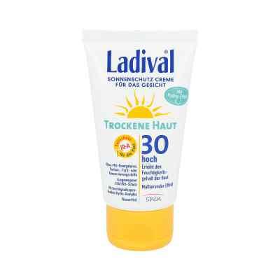 Ladival trockene Haut Creme für d.Gesicht Lsf 30