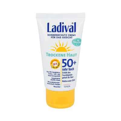 Ladival trockene Haut Creme für d.Gesicht Lsf 50+  bei apotheke.at bestellen